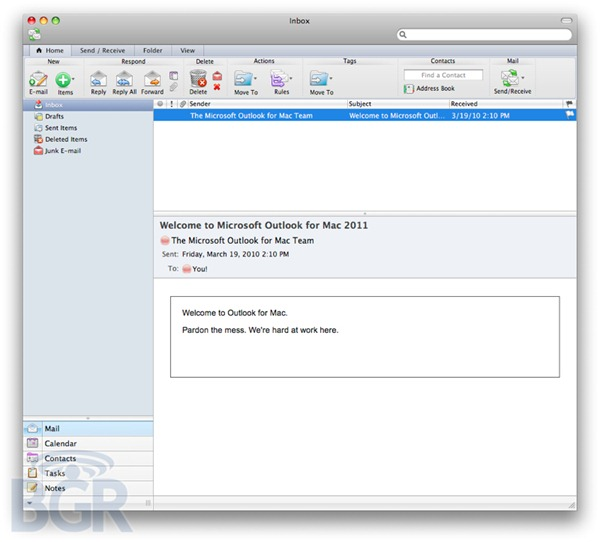 Leaked] Microsoft Office 2011 for Mac