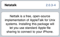 netatalk_for_ipad
