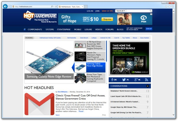 Microsoft Launches Spartan Web Browser for Windows 10 2