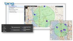 Web Application Toolkit for Bing maps