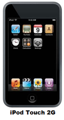 iOS 4.1 download link for ipod touch 2g