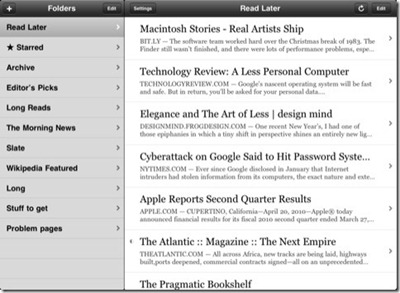 read webpages and books offline app instapaper