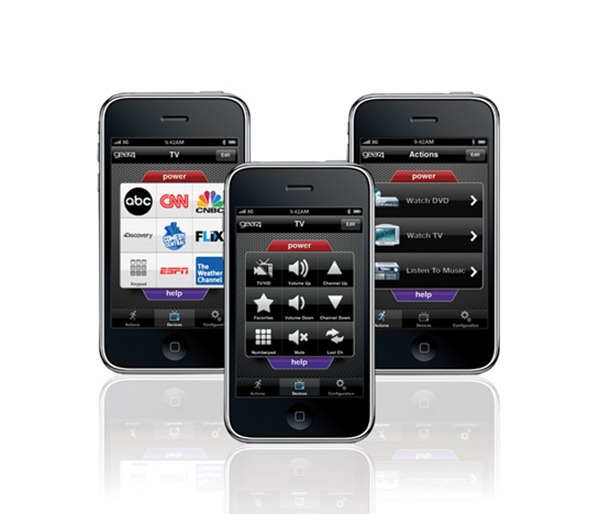 remote control app for iphone make iphone your remote for all your devices 6456
