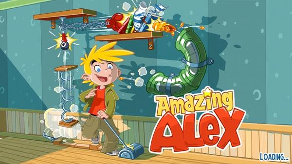 Amazing alex banner