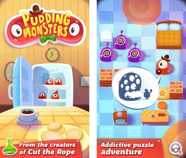 Pudding monsters 1