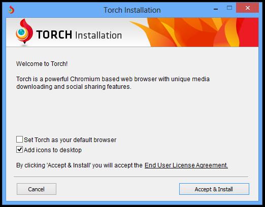 Torch Installation