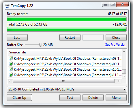 boost your file tranfers using teracopy (3)