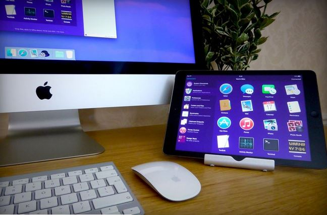 control your mac with remote 1